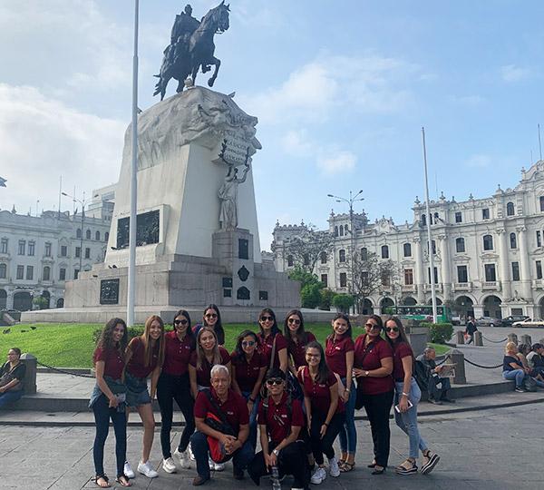 Historic Center of Lima