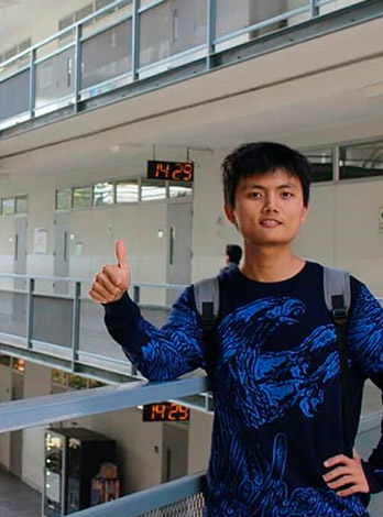 Rafael Yao Yutian